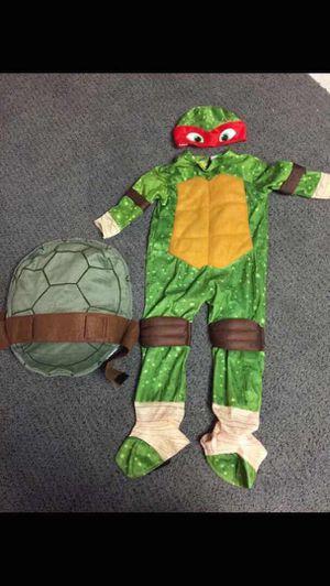 2T/3T Teenage Mutant Ninja Turtle costume for Sale in College Grove, TN