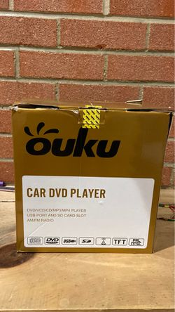 Ouku car DVD player for Sale in Mount Rainier,  MD