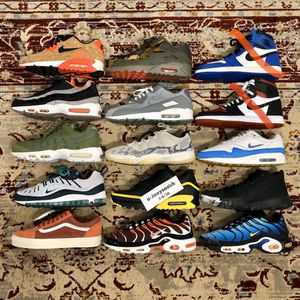 (Sizes 8.5-9.5) Nikes and Vans (No Trades) for Sale in Pinellas Park, FL