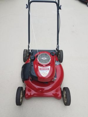 """Craftsman push lawn mower 21"""" for Sale in Howell, NJ"""