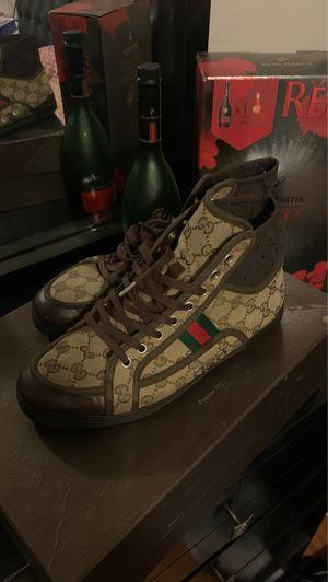 Gucci sneakers for Sale in Hesperia, CA