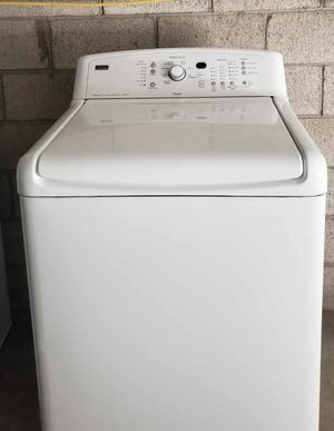 Kenmore elite oasis Kingsize capacity Heavy duty washer for Sale in Phoenix, AZ