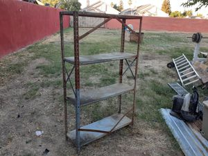 Metal shelve for Sale in Sacramento, CA