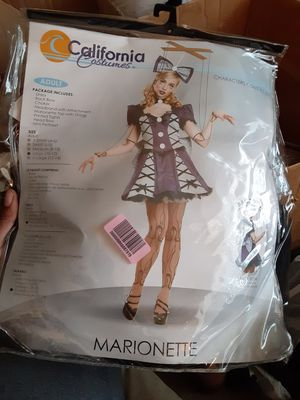 Adult puppet doll dress for Sale in Baltimore, MD