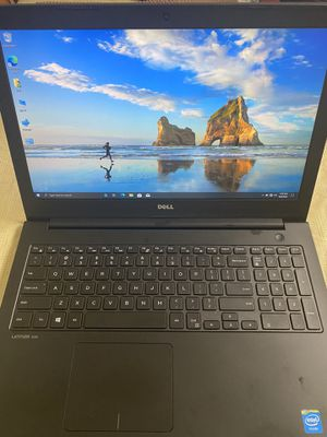 "DELL Latitude 3550- 15"" Laptop- Intel celeron 3205U- 4GB RAM- 500GB HDD- Win10 for Sale in Jacksonville, FL"