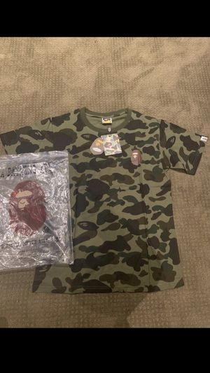 Bape / A Bathing Ape T-shirt for Sale in Crest Hill, IL