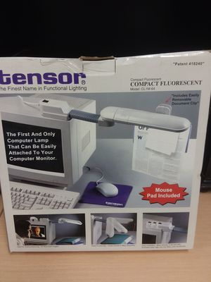 Tensor compact fluorescent computer lamp for Sale in Huntington Beach, CA