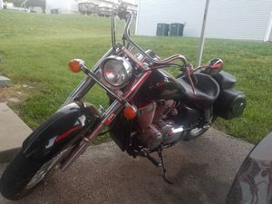 2007 Honda Shadow Motorcycle for Sale in Waynesville, MO