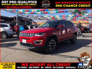 2017 Jeep Compass for Sale in Reedley, CA