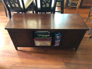 Tv stand or console for Sale in Grand Prairie, TX
