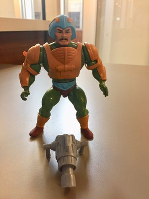 MOTUC MOTU Master of the Universe Vintage Man At Arms Action Figure for Sale in Los Angeles, CA