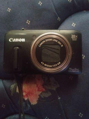 Canon digital camera for Sale in Olympia, WA