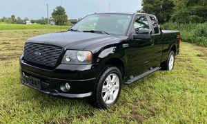 2007 FORD F150 FX2 164K*** for Sale in Orlando, FL