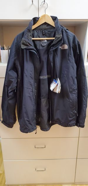 North Face 3 in 1 jacket LARGE - ski pants MEDIUM for Sale in Atlanta, GA