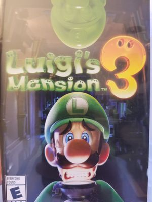 Luigi's Mansion 3 -$40 for Sale in San Diego, CA