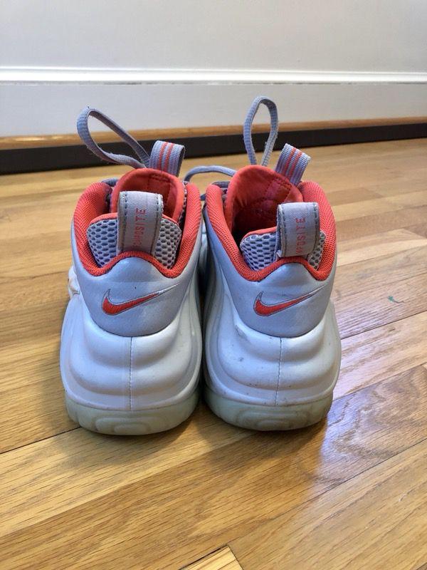 Nike Air Foamposite 1's