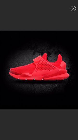 Nike Sock Dart Triple Red for Sale in Arlington, VA