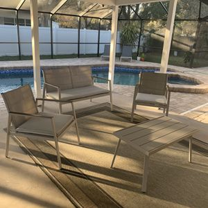 4 Piece Patio Set for Sale in Tampa, FL