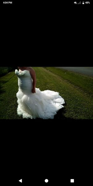 Wedding Dress for sale for Sale in Baton Rouge, LA