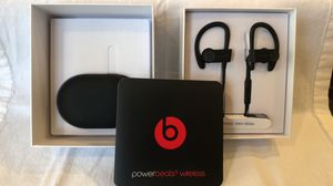 Powerbeats 3 Wireless Bluetooth Black for Sale in Raleigh, NC