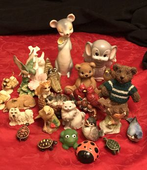 Animal/Bird Figurines for Sale in St. Louis, MO