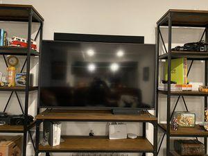 Vizio 55 inch M series Smart Tv and Vizio sound bar and subwoofer for Sale in Redmond, WA