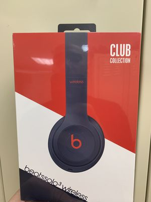 Beats solo 3 wireless brand new club collection brand new headphone beatssolo for Sale in Miami, FL