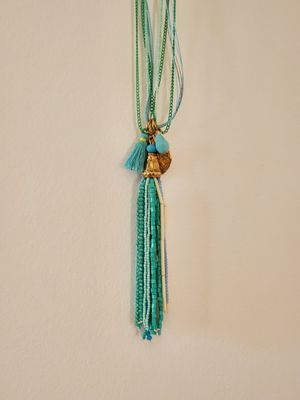 New, Long Tassel Necklace for Sale in Bunker Hill, WV