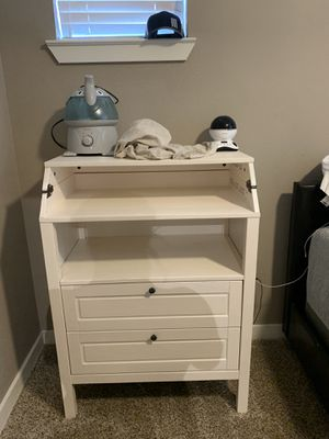 Baby changing table/dresser for Sale in Fort Worth, TX
