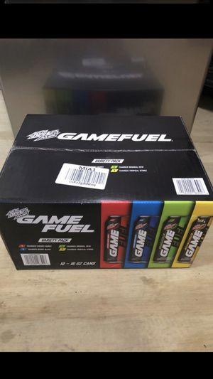 Mountain Dew AMP Brand New Pack $15OBO for Sale in Hialeah, FL