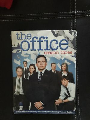 the Office Season 3 DVD for Sale in Los Angeles, CA