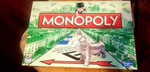 Hasbro Monopoly complete board game for Sale in Tampa, FL