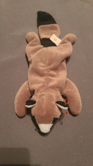 Ty beanie baby Ringo 1995 no tag ear but tag on leg for Sale in Manassas, VA