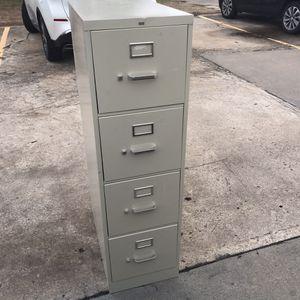 Metal Filing Cabinet for Sale in Jenks, OK