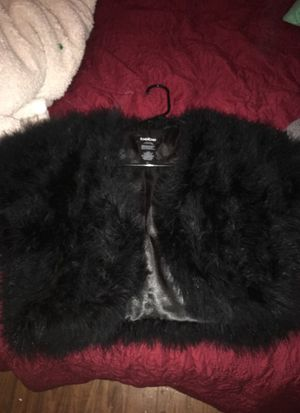 Bebe faux fur Shaw for Sale in Cypress, TX