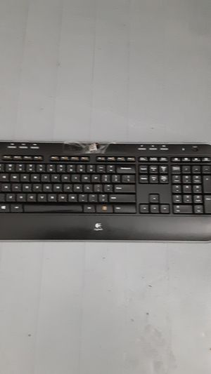 Logitech wireless keyboard for Sale in Bristol, TN