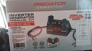 Predator generators parallel kit for Sale in San Bernardino, CA