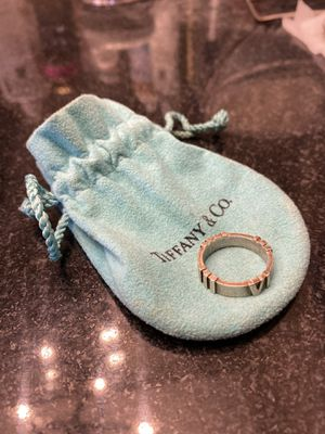 Tiffany ring size 7 for Sale in Elk Grove Village, IL