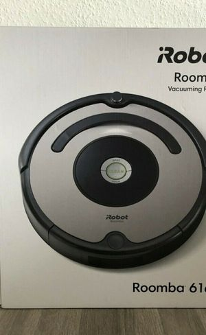 Roomba New Model Robot Vacuum - No credit needed - Same day pickup for Sale in Washington, DC
