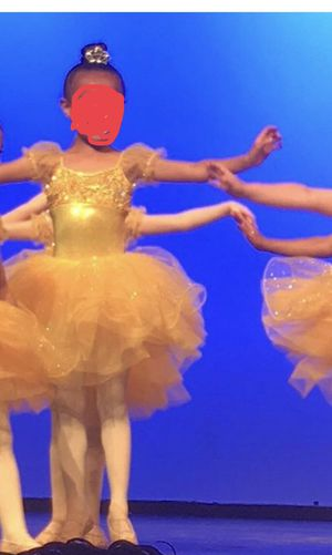 Girls Ballet Dance Costume for Sale for sale  Belleville, NJ