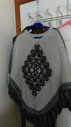Twiggy London Women's Poncho for Sale in Litchfield, CT