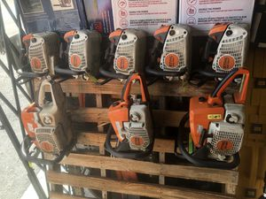 Stihl Gas Powered Chainsaws Ready to Work! for Sale in Miramar, FL