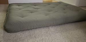 Queen size futon mattress for Sale in Ashburn, VA