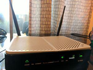 DSL Modem - CenturyLink ZyXEL Q1000Z ADSL 2+ Modem for Sale in Phoenix, AZ