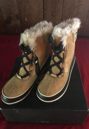 Sorel Boots (women) size -7 - Brand New (never used or worn) in original packaging for Sale in GREENSBRO BND, VT