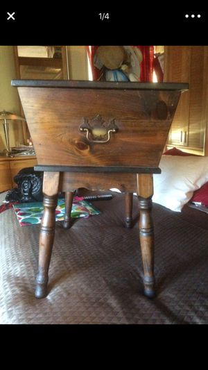 Antique side table two for Sale in Weymouth, MA