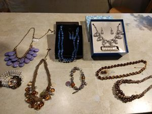 necklaces and bracelets for Sale in Midvale, UT