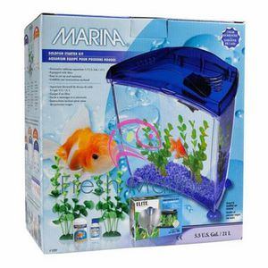Marina goldfish tank (read below for details) for Sale in Bayonne, NJ