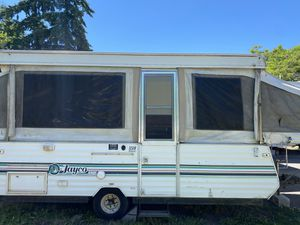 Pop up camper /RV /trailer for Sale in Tacoma, WA