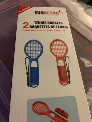 Tennis Rackets Nintendo Switch for Sale in Tamarac, FL